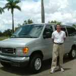 Van Service to Dolphin Facility in Miami