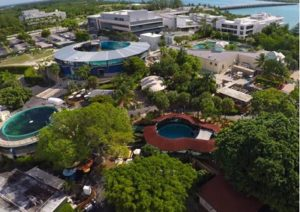 The Facility is on Key Biscayne Miami