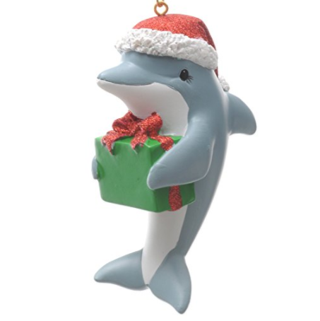 Christmas in July and Dolphins